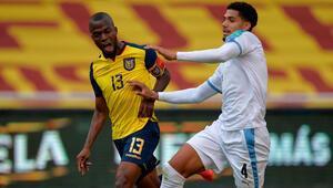 Son Dakika Haberi | Fenerbahçenin yeni transferi Enner Valencia milli maçta şov yaptı