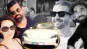 Son Dakika | Fenerbahçede Serdar Aziz milyonluk arabasıyla görüntülendi Aynısı Caner Erkin, Volkan Demirel ve Arda Turanda var...