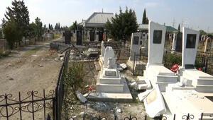Ermenistan, Terterde mezarlık ziyaretindeki sivilleri vurdu