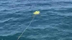 Giresundaki selde kaybolan 4 kişi su altı robotları ile aranıyor