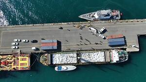 Son dakika haberleri... Marmarada hareketli anlar Gemiye baskın