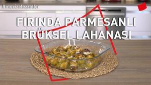 Fırında Parmesanlı Brüksel Lahanası | Mucize Lezzetler