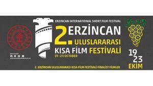Erzincan Uluslararası Kısa Film Festivali finalistleri belirlendi