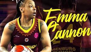 Basketbol haberleri | Emma Cannon, Elazığ İl Özel İdarede