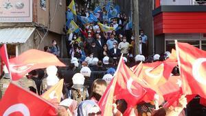 HDPli milletvekilleri, Şırnaklı kadınların teröre tepki eylemini engellemek istedi