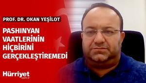 Prof. Dr. Okan Yeşilot: Ermenistanı Oluşturan ve Bugünkü Hale Gelmesini Sağlayan Rusyadır.