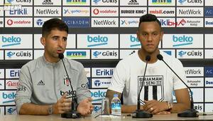 Josef de Souza: Sergen hoca ile Beşiktaşı zirve yarışında nasıl tutabileceğimizi konuşuyoruz