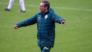 Palmeirasta Vanderlei Luxemburgo dönemi sona erdi