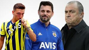 Son Dakika Haberi | Galatasarayda Fatih Terim istedi, Fenerbahçe transferi bitiriyor Mert Hakandan sonra....