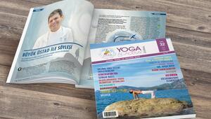 Covid-19'a yoga dergisi ile son