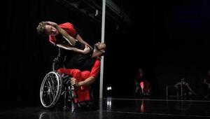 Engelli balet, ABD'de eğitim almak için destek istiyor