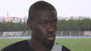 Badou Ndiaye: Hocamız isterse kaleci olarak bile oynayabilirim...