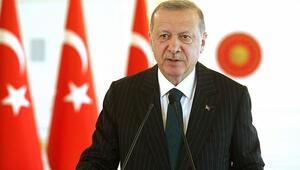 Cumhurbaşkanı Erdoğan Vahdettin Köşkünde