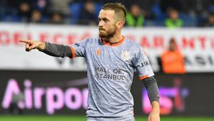 Edin Visca, Trabzonspor maçlarını seviyor Son 6 sezonda 9 gole katkı...