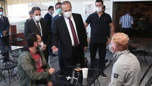 Sağlık Bakanı Koca da Bursayı işaret etmişti Bursa Valisi en çok zorlandıkları konuyu anlattı