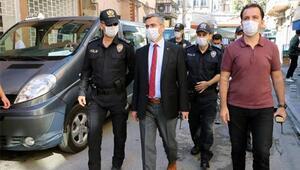 Eskişehir'de koronavirüs denetimi