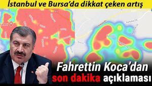 İl il Koronavirüs (corona virus) Türkiye Günlük Tablosu 18 Ekim: İllere göre korona virüs hasta, ölüm sayısı - İyileşen hasta sayısında artış