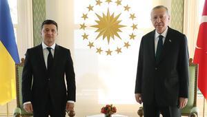 Cumhurbaşkanı Erdoğan ile Zelenski arasındaki kritik görüşme