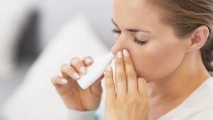 Yanlış burun spreyi kullanımı çeşitli sorunlara neden olabilir