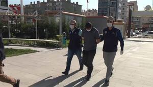 Terör örgütü DEAŞ üyesi, adliyeye sevk edildi