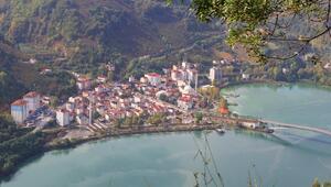 İsviçredeki köye benzetiliyor... Pandemide ilgi odağı oldu