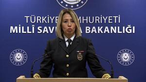 Son dakika haberler... MSB duyurdu: Son bir ayda 107 terörist etkisiz hale getirildi