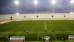 Tarihi Mogadişu Stadı yenilendi Uluslararası maçlara ev sahipliği yapabilecek...