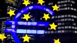Euro Bölgesinde yıllık enflasyon iki aydır sıfırın altında