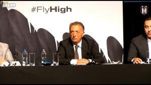 Beşiktaş Başkanı Ahmet Nur Çebi, Milli Takımlar Teknik Direktörü Şenol Güneş hakkında konuştu