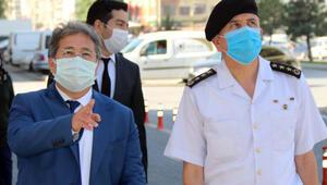 Kayseri İl Sağlık Müdürü: Koronavirüste düşüş 4 gündür durmuş durumda