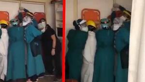 Son dakika haberi: Hastaneyi birbirine katmışlardı İstenen ceza belli oldu