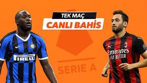Inter - Milan CANLI YAYIN keyfiyle Misli.comda Hakan Çalhanoğlu oynayacak mı