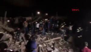 Ermenistandan Azerbaycana füze saldırısı
