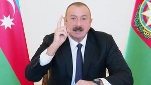 Son dakika haberler: Azerbaycan Cumhurbaşkanı Aliyevden flaş açıklamalar