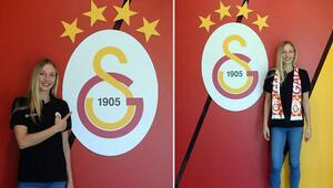 Galatasaray kaptanı Cansu Köksal: Benim için büyük onur