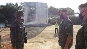 Yunanistan insanlığa duvar örüyor: Sınıra 27 kmlik çit yapımına başlandı