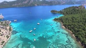 Akdeniz çanağında en çok turisti Türkiye çekti