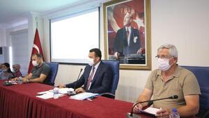 Kaş Belediyesinin 2021 bütçesi kabul edildi