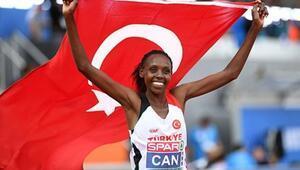 Milli atlet Yasemin Can, Dünya Yarı Maraton Şampiyonasında 7. oldu