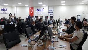 AFAD Başkanı Güllüoğlu: Kurumların birlikte çalışmasıyla afetleri yönetebiliyoruz