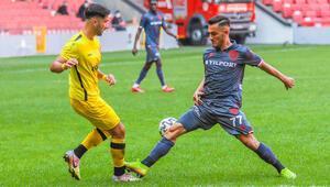 Samsunspor 0-3 İstanbulspor