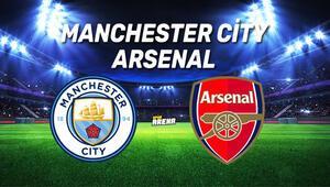 Manchester City Arsenal maçı hangi kanalda saat kaçta Şifreli mi