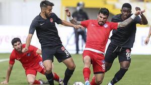 Ümraniyespor 1-2 Ankara Keçiörengücü