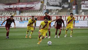 Royal Hastanesi Bandırmaspor 1-1 Eskişehirspor
