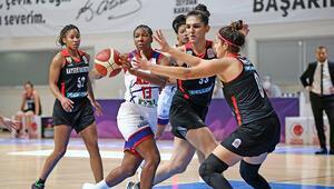 Büyükşehir Belediyesi Adana Basketbol 83-70 Bellona Kayseri Basketbol
