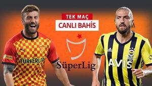Fenerbahçe zorlu İzmir deplasmanında Göztepe karşısında iddaada galibiyetlerine...