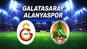 Galatasaray Alanyaspor maçı ne zaman, saat kaçta hangi kanalda