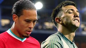 Liverpoolda van Dijk sakatlandı Akıllara Muslera geldi...