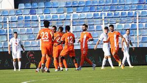 Adanaspor 5-2 Altınordu