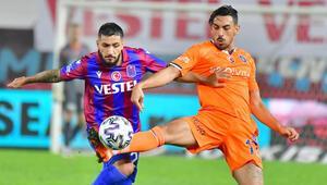 Son dakika haberi | Başakşehirde sezonun ilk golü İrfan Candan